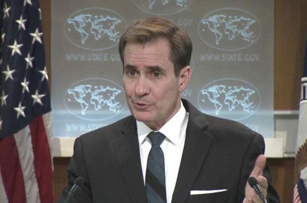 ABD Dış İşleri Bakanlığı Sözcüsü John Kirby