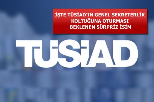 TÜSİAD Genel Sekreterlik  Brüksel