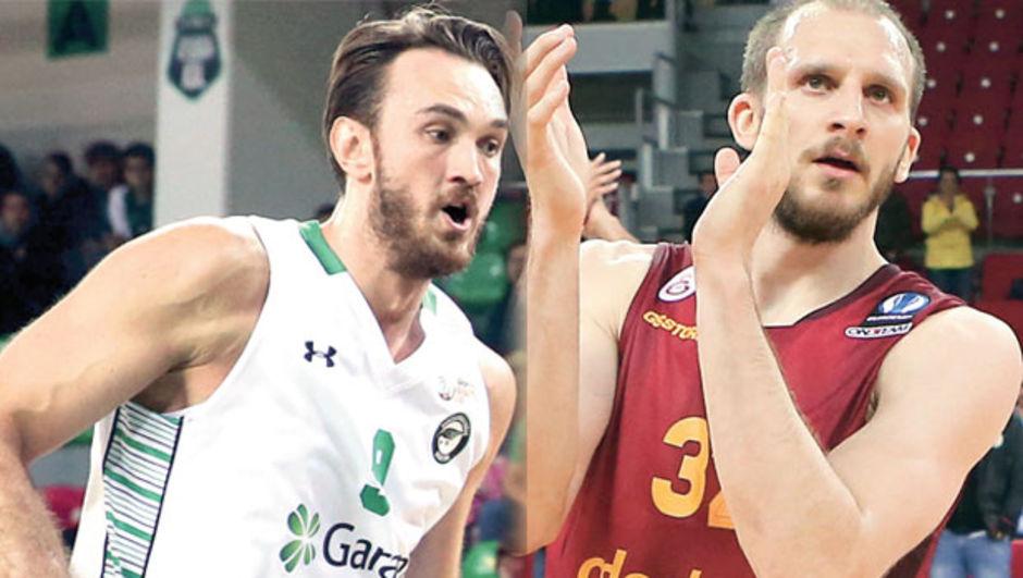 Galatasaray Odeabank ve Darüşşafaka Doğuş