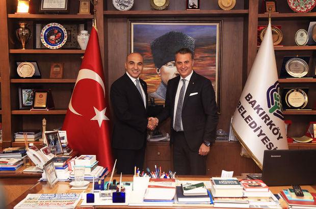 Fikret Orman Beşiktaş Bakırköy Bülent Kerimoğlu
