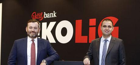 Aktif Bank EkoLig ile Türk futbolunun ekonomik haritasını çıkardı