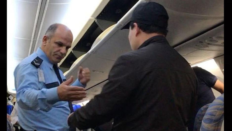 uçak hırsızlık
