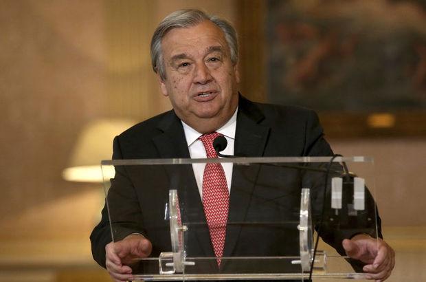 BM'nin yeni Genel Sekreteri oy birliğiyle seçildi