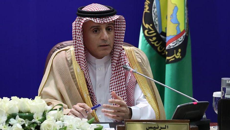 Suudi Arabistan Dışişleri Bakanı Adil el-Cübeyr