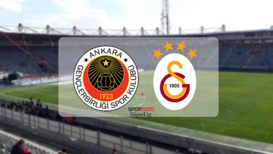 Gençlerbirliği Galatasaray