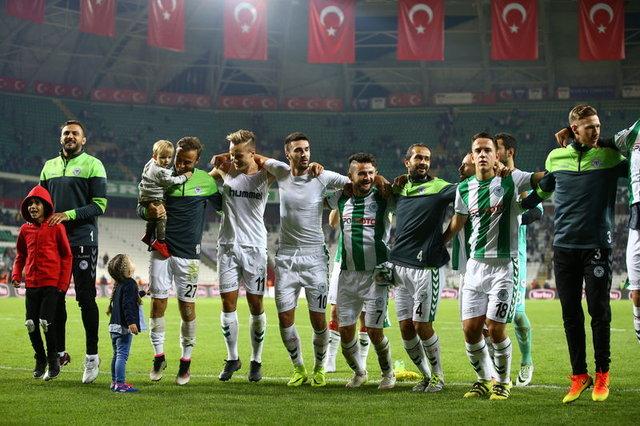 Konyaspor gelirde dördüncü büyük oldu