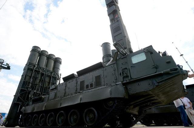 Türkiye füzelere karşı harekete geçti