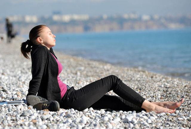 Hamilelikte güneşlenme hiperaktifliğe engel oluyor!