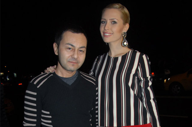 Serdar Ortaç'tan eşi Chloe Loughnan'a şok sözler