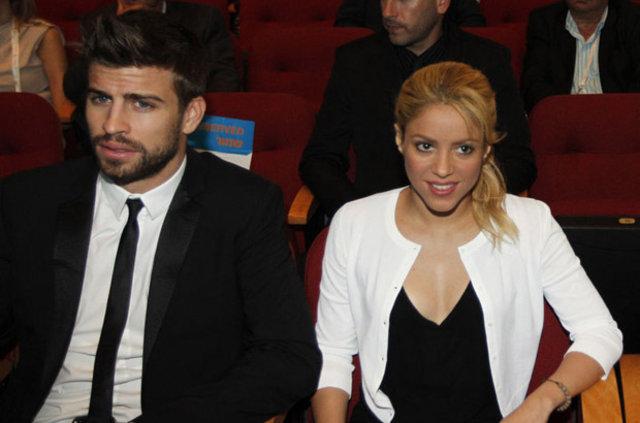 Pique-Shakira aşkı böyle başlamış
