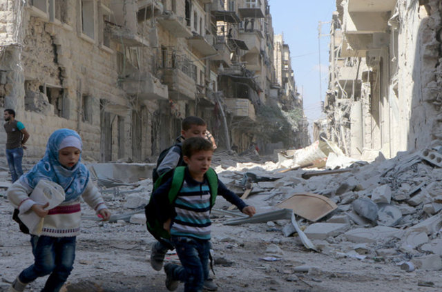 Suriye'nin iki yüzü!