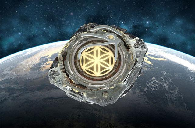 Uzayda ülke kuracaklar!