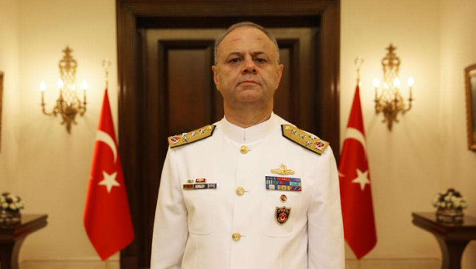 15 Temmuz gecesi Darbe girişimi Komutanı Oramiral Bülent Bostanoğlu