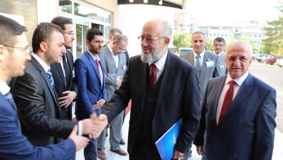Kuran istanbul müftüsü İstanbul İl Müftüsü Prof. Dr. Rahmi Yaran