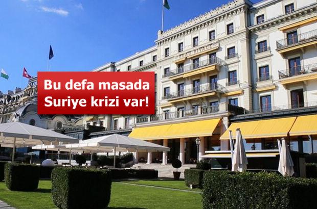 93 yıl sonra Türkiye Lozan'da yine aynı otelde!