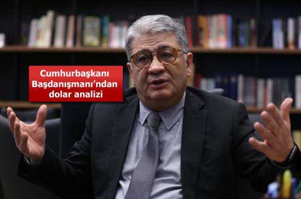 Cumhurbaşkanı Ekonomi Başdanışmanı Cemil Ertem