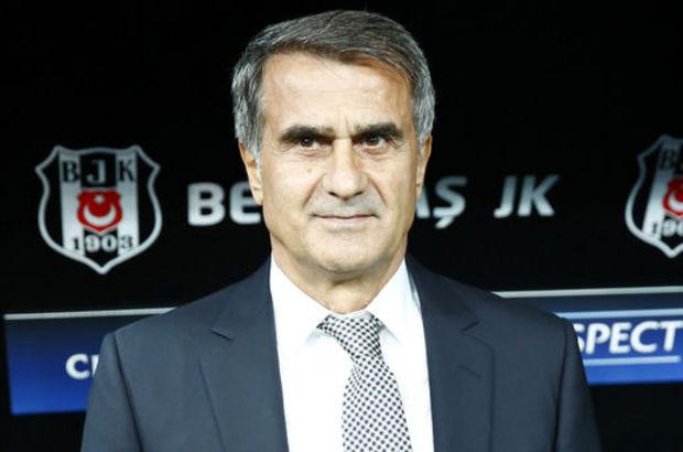 Şenol Güneş Beşiktaş Kayserispor