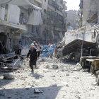 Halep'in doğusunda yoğun bombardıman