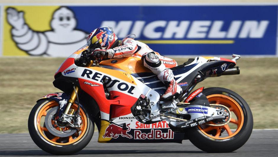 Dani Pedrosa Moto GP