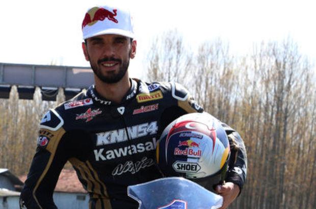 Kenan Sofuoğlu Moto GP Mahir