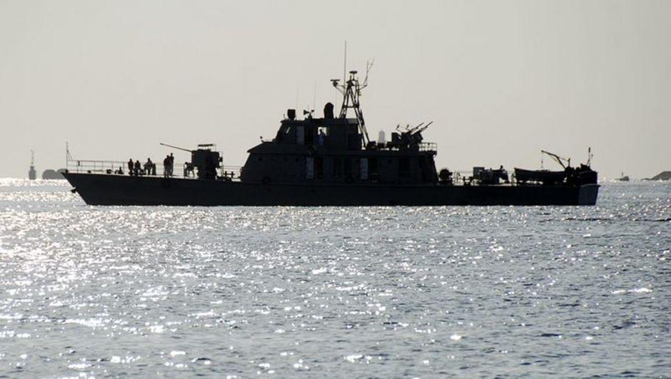 iran savaş gemisi aden körfezi