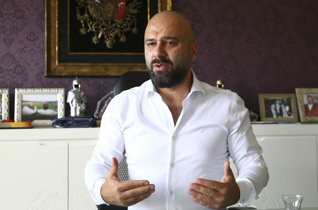 Ender Yurtgüven Osmanlıspor UEFA