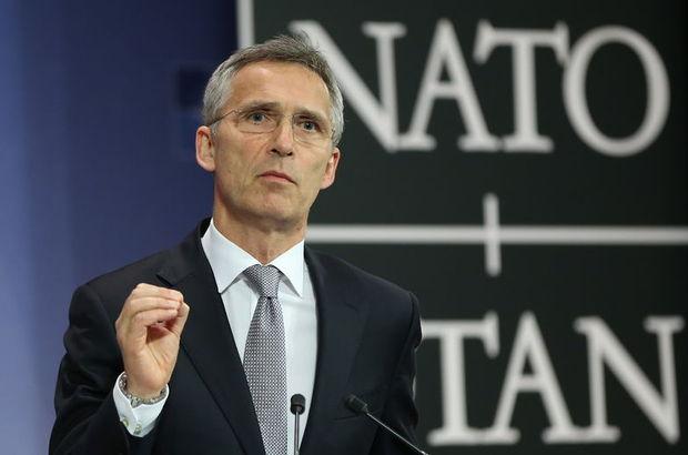 Stoltenberg: Suriye ve Irak'taki durumdan çok etkilenen Türkiye