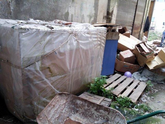 2 metrekarelik barakada yaşam savaşı
