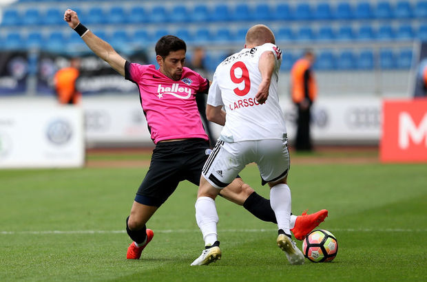 Kasımpaşa: 0 - Gaziantepspor: 0