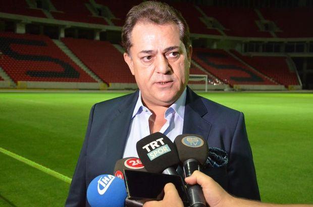 Eskişehirspor Kulübü Başkanı Halil Ünal