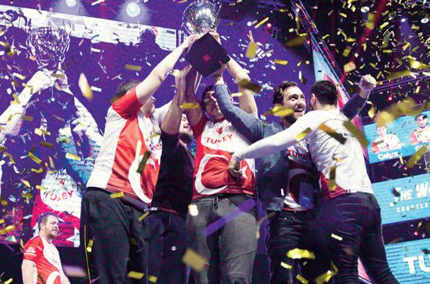 Türkiye Dünya Şampiyonu