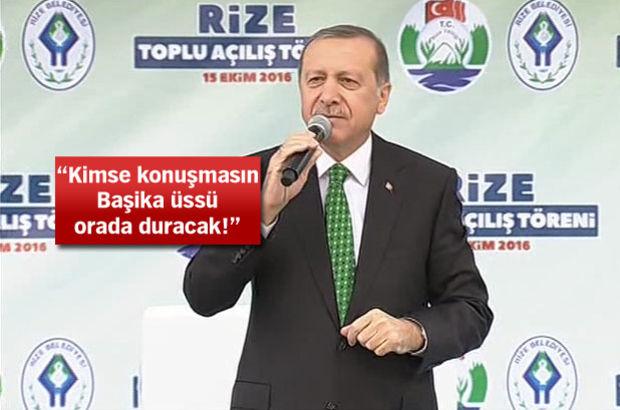 Erdoğan: Dabık'a ilerliyoruz! 5 bin kilometrekarelik alanı...
