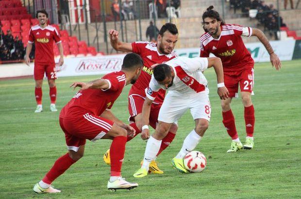Balıkesirspor - Sivasspor