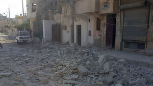 Rus jetleri İdlib'i vurdu: 11 ölü