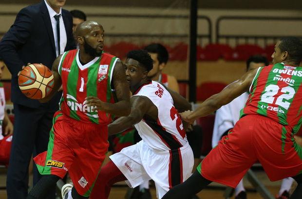 Gaziantep Basketbol - Pınar Karşıyaka