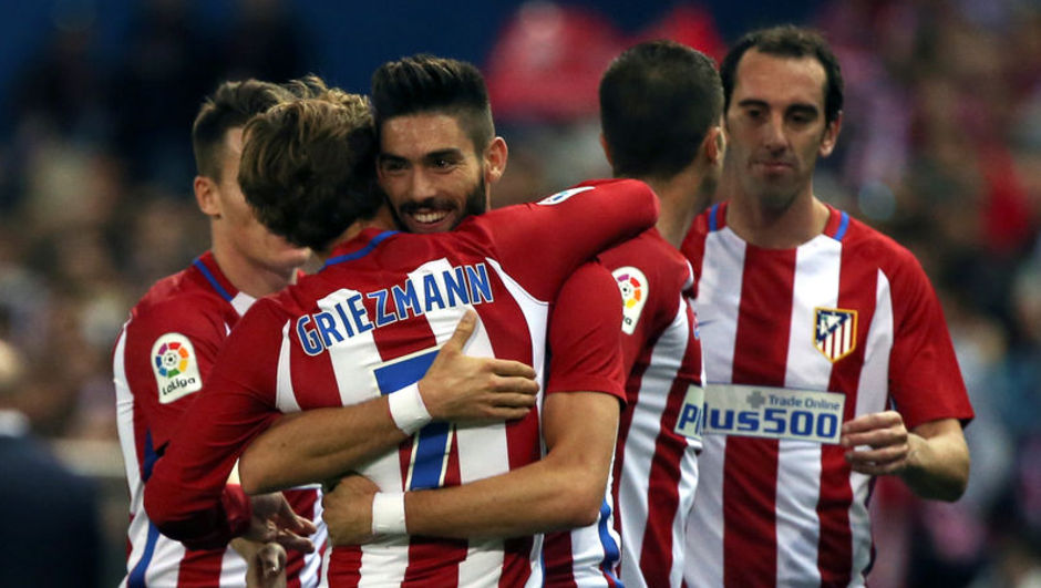 Atletico Madrid - Granada