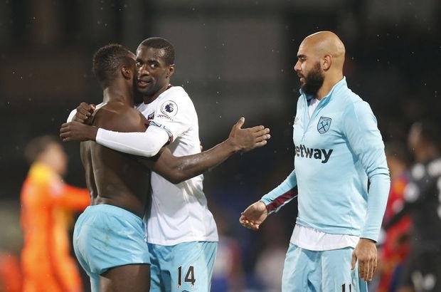 Crystal Palace - West Ham United