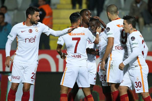 Gençlerbirliği - Galatasaray canlı takip