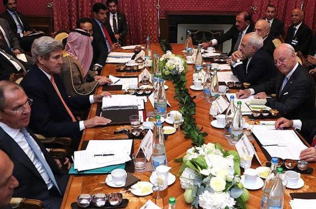 Lozan'daki kritik Suriye toplantısı bitti