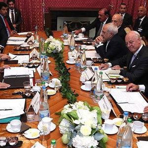 Lozan'daki kritik Suriye toplantısı