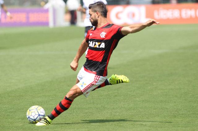 Diego Ribas Flamengo'da yeniden doğdu