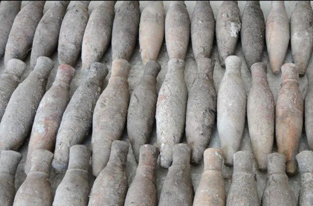 Bathonea kazılarında 1400 yıl önce kullanılan depresyon ve kalp ilaçları bulundu