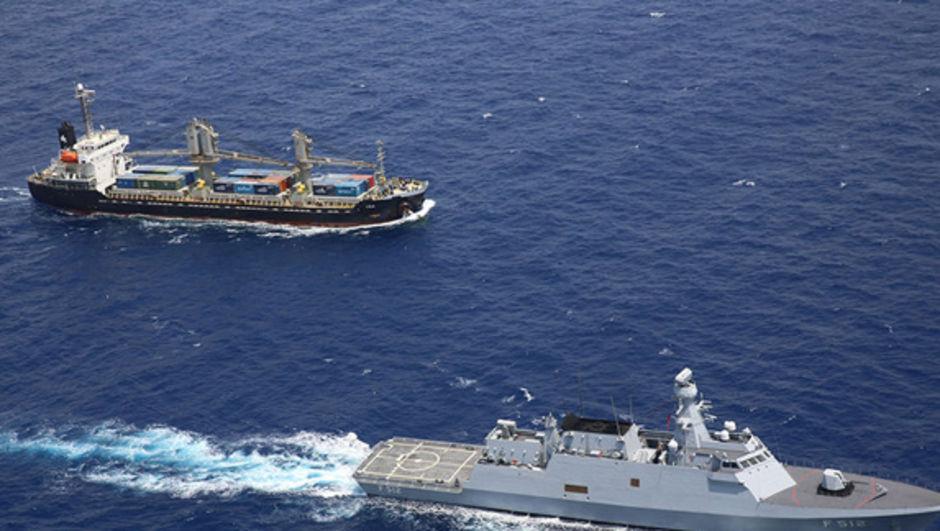 Kızıldeniz ABD donanması