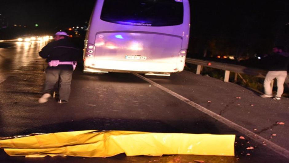 Konya Otobüs Necmettin Özdemir