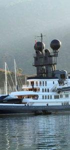 Mariah Carey'in nişanlısının lüks yatı Marmaris'te