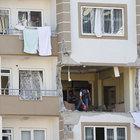 GAZİANTEP'TEKİ CANLI BOMBA OPERASYONLARINDAN KARELER!