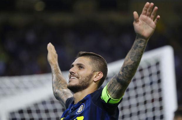 Mauro Icardi Inter Zanetti