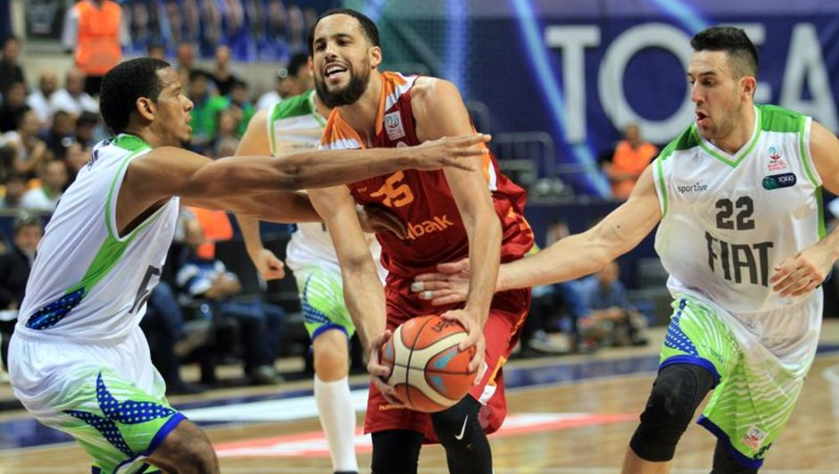 TOFAŞ: 80 - Galatasaray Odeabank: 82