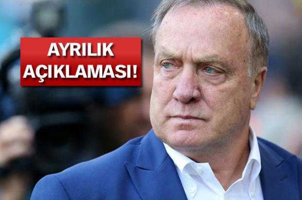 Dick Advocaat Fenerbahçe Aytemiz Alanyaspor