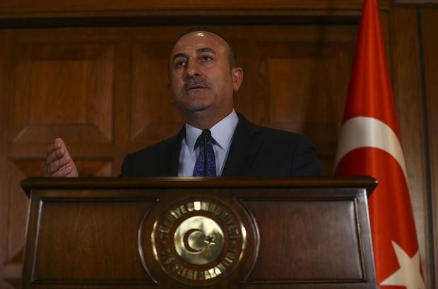 Çavuşoğlu: Musul operasyonu tam olarak başlamış değil